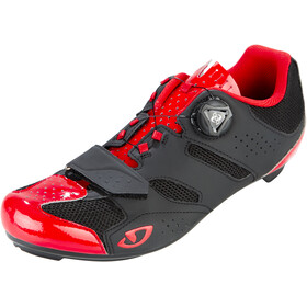 Giro Savix Sko Herrer, bright red/black